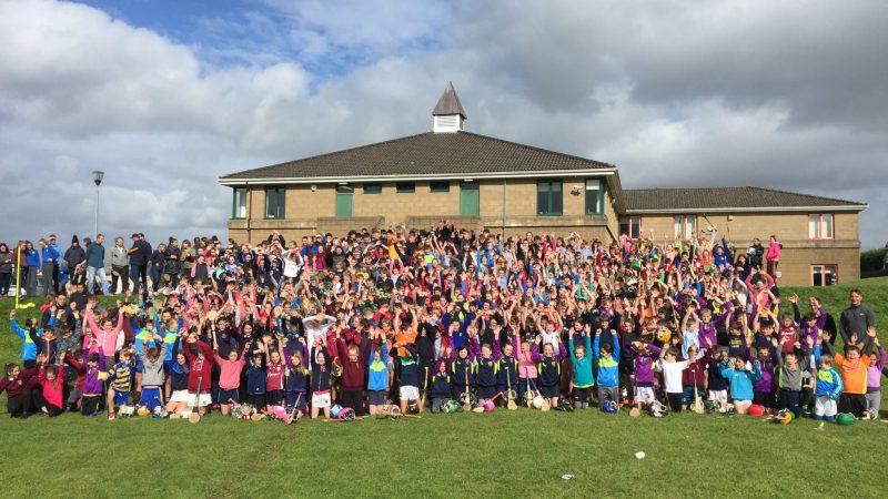 Gort Community School Hurling Blitz