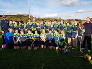 Congratulations To Feakle/ Killanena Camogie U13's!