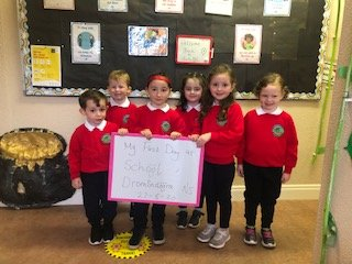 Welcome To Our New Junior Infants 2020!